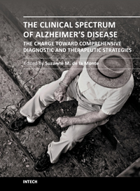 Front cover: The Clinical Spectrum of Alzheimer's Disease