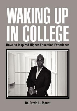 Front cover: Waking Up in College
